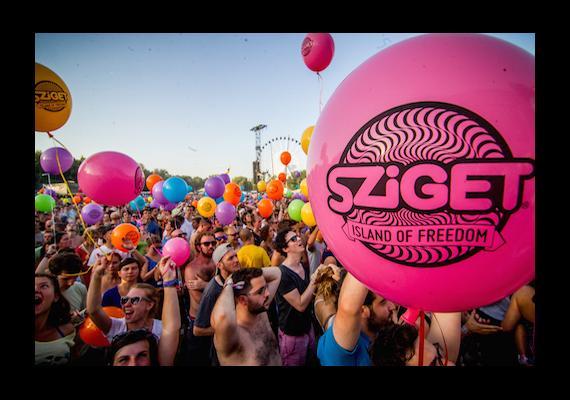 Sziget - Budapest