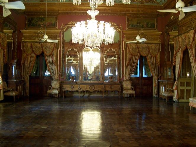 falaknuma ball room