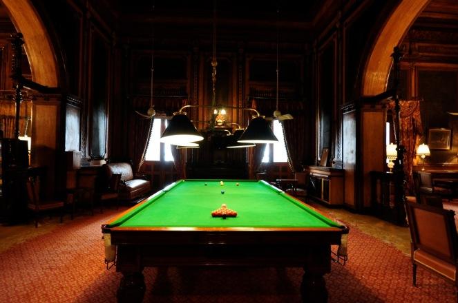 pool table - falaknuma