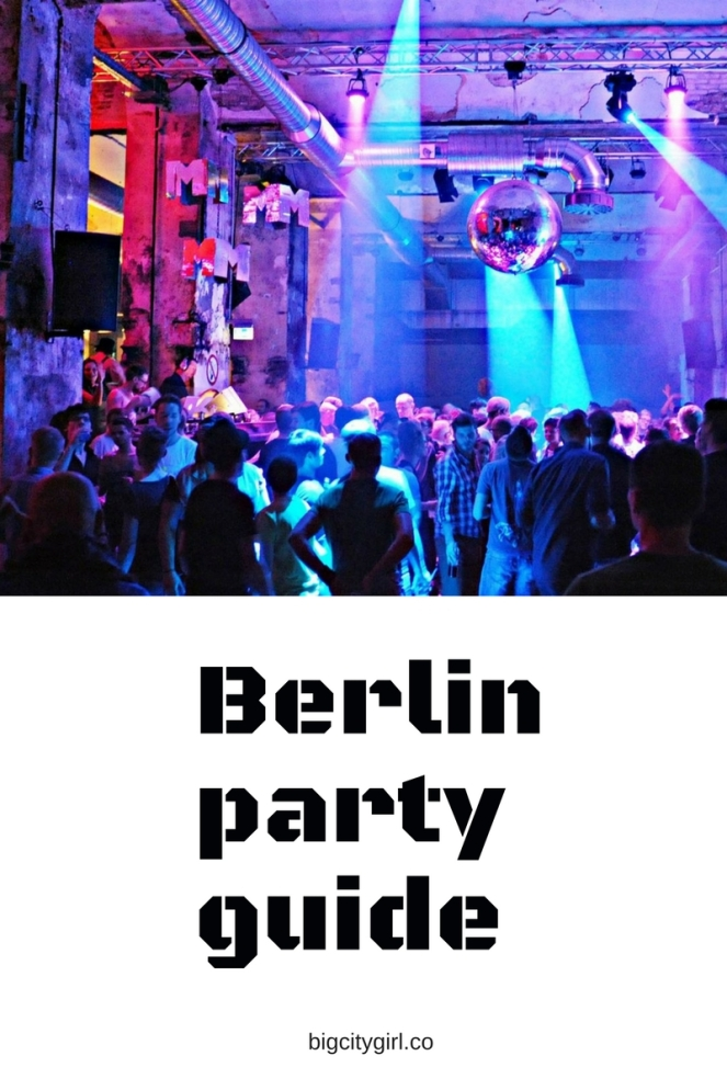 Berlin party guide